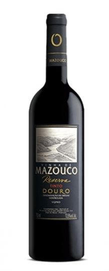 Best Portuguese wines for less than 5 euros - Vinha de Mazouco 2007 (Douro) (picture Mazouco Reserva 2012)