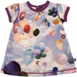 Molo Kids | Vestido Cathleen Balloon