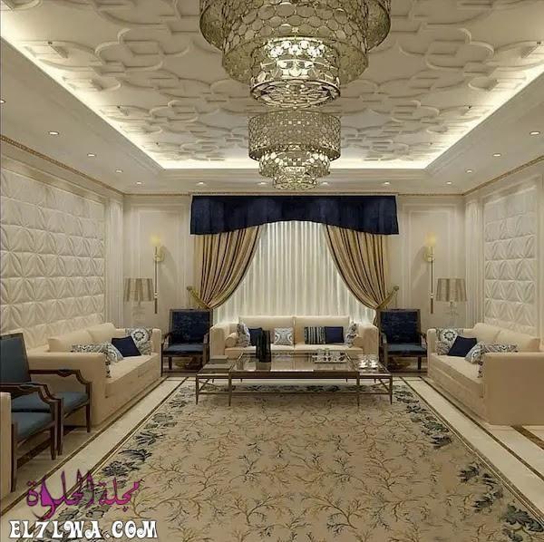ديكورات مجالس 2021 مجالس فخمه تحرص الكثير من الأسر على تخصيص غرفة معينة من أجل أن تكون مجلس من أجل إدارة النقاشات المختلفة و Room Decor Living Room Decor Room