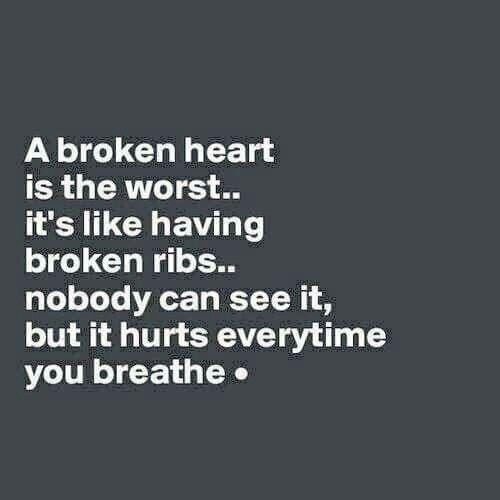 Romantic Broken Heart Quotes: 21 Best Images About Romantic On Pinterest