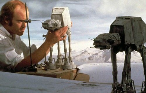 Empire Strikes Back Models