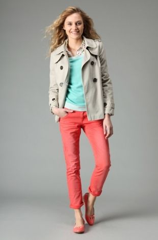 Promod Spring/Summer 2012 Lookbook | Fashionisers.com - Tempted by the Passion for Fashion