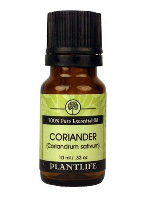 Coriander Essential Oil (100% Pure and Natural, Therapeutic Grade) 10 ml -- See this great image  : vanilla essential oil