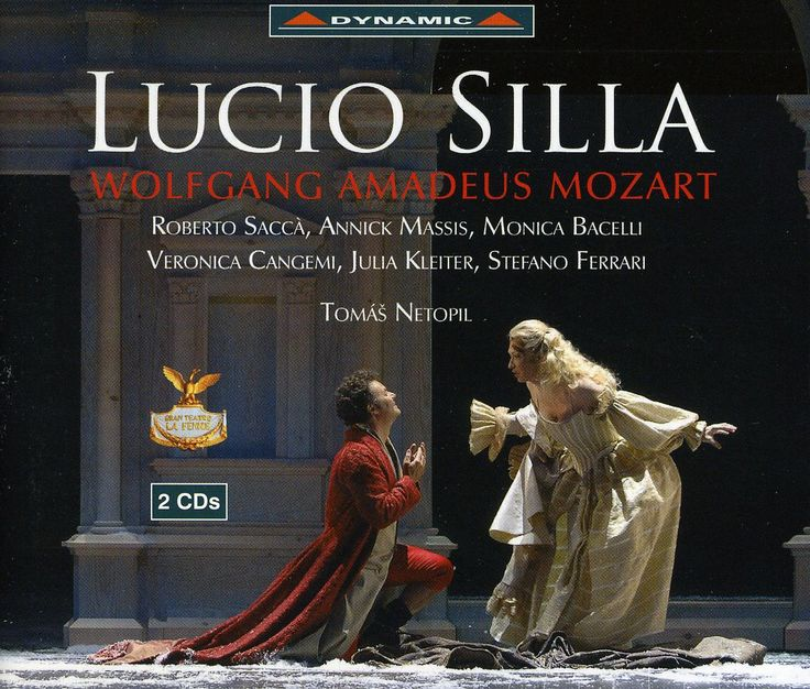W.A. Mozart - Lucio Silla