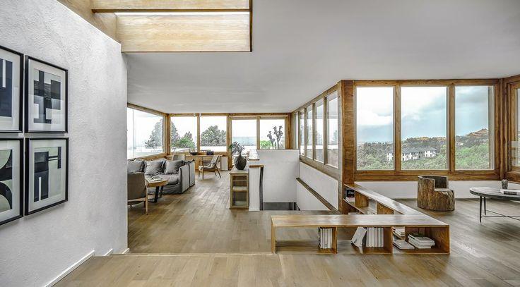 Les 89 meilleures images du tableau interiors openspaces - Maison familiale design a beijing en china par arch studio ...