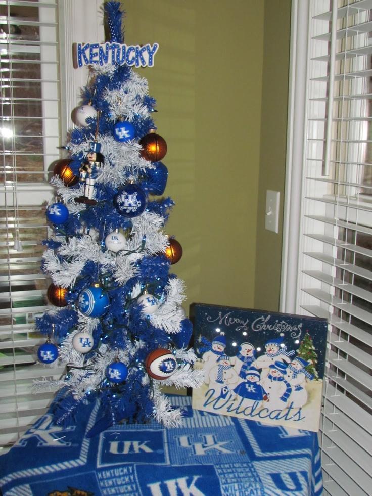 Kentucky Christmas Ornaments