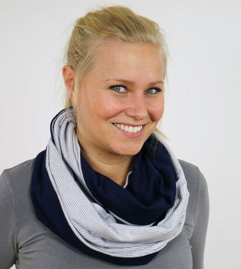 Popular Bald bei Mein Hamburg Shop Der handgefertigte Loop Schal von Steinkopf handmade
