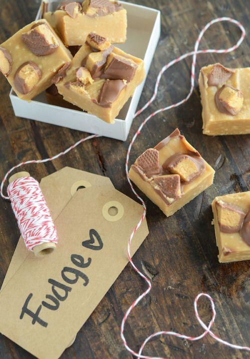 Microwave Peanut Butter Cup FudgeReally nice recipes. Every  Mein Blog: Alles rund um die Themen Genuss & Geschmack  Kochen Backen Braten Vorspeisen Hauptgerichte und Desserts