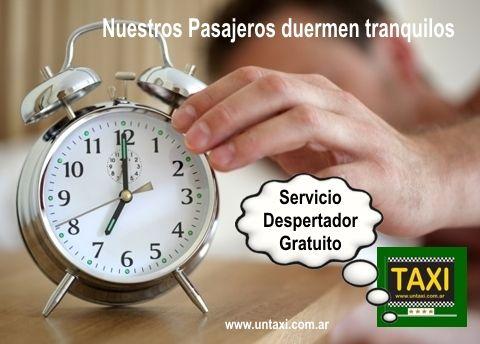 Antes de Viajar por lo general nadie descansa bien. Cambie eso con Un Taxi. www.untaxi.com.ar