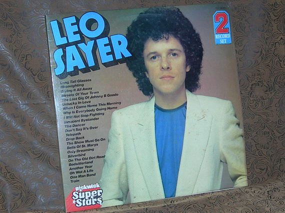 Leo Sayer (born Gerard Hugh Sayer, 21 May 1948)[2] is a British-born singer-songwriter musician, and entertainer (now an Australian citizen and resident) whose singing career has spanned four decades.  Sayer launched his career in the United Kingdom in the early 1970s, and became a top singles and album act on both sides of the Atlantic in the 1970s.[3] His first seven hit singles in the United Kingdom all reached the Top 10 – a feat first registered by his first manager, Adam Faith.[3] His…