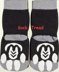 Power Paws no slip socks for dogs have many uses for preventing your older/senior dog from slippery floors.