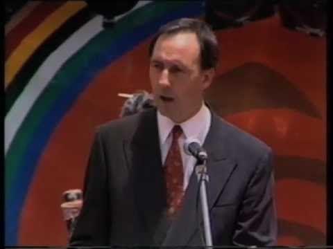 Prime Minister Paul Keating - Redfern Speech
