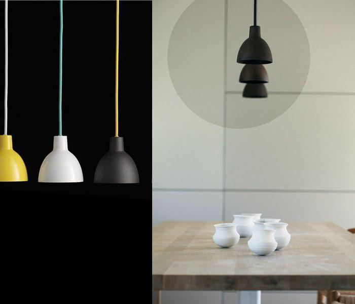Great looking pendant lights by Louis Poulsen - Photography © Kennet Havgaard