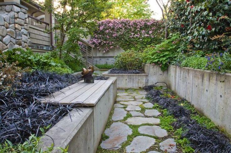17 best images about jardin on pinterest deco brooklyn and design. Black Bedroom Furniture Sets. Home Design Ideas