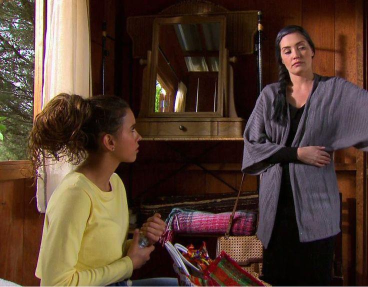 Marissa (Eugenia Cauduro) enfrentó a Luis (René Strckler) y le confesó que ya no es el mismo jovencito con el que se casó
