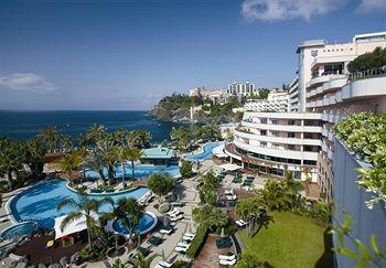 Royal Savoy Hotel, Funchal, Madeira Island - Portugal