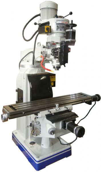 CNC Supra Vertical Knee Milling Machine for Sale | CNC Masters