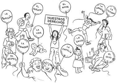 47 best LOS DERECHOS DE LOS NIÑOS images on Pinterest