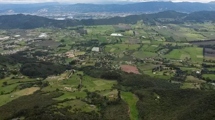 Caminata a la Peña de Juaica, en Tabio - Cundinamarca (Colombia)