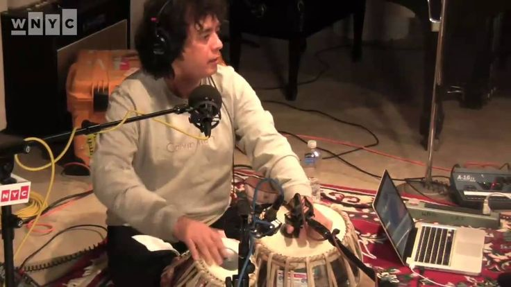 Zakir Hussain Live on Soundcheck