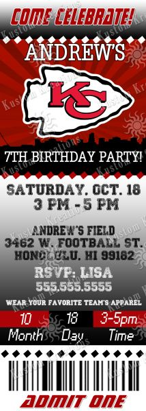 nfl-kansas-city-chiefs-ticket-birthday-invitation
