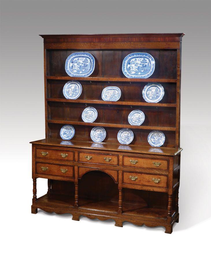 Antique oak dresser - 90 Best Antiques Sideboards / Cabinets / Dressers Images On