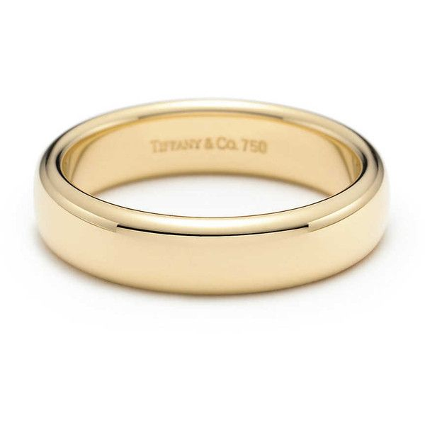 Lucida® Wedding Band (1000 PAB) ❤ liked on Polyvore featuring jewelry, rings, wedding rings, yellow gold rings, 18 karat gold jewelry, yellow gold wedding rings and gold jewelry
