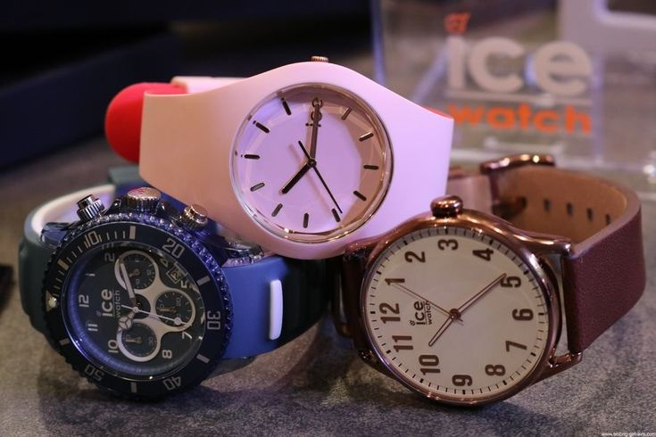 Ice-Watch montre Ice Loulou Ice Time Ice Aqua