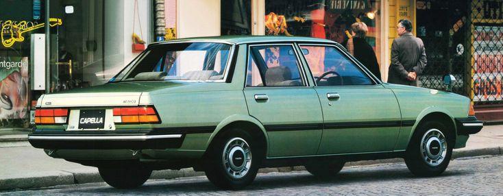 Mazda Capella 1800 '10.1978–80