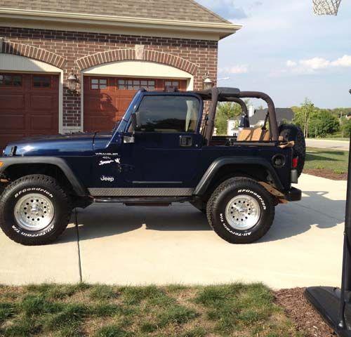 Best 25+ 1997 Jeep Wrangler Ideas On Pinterest