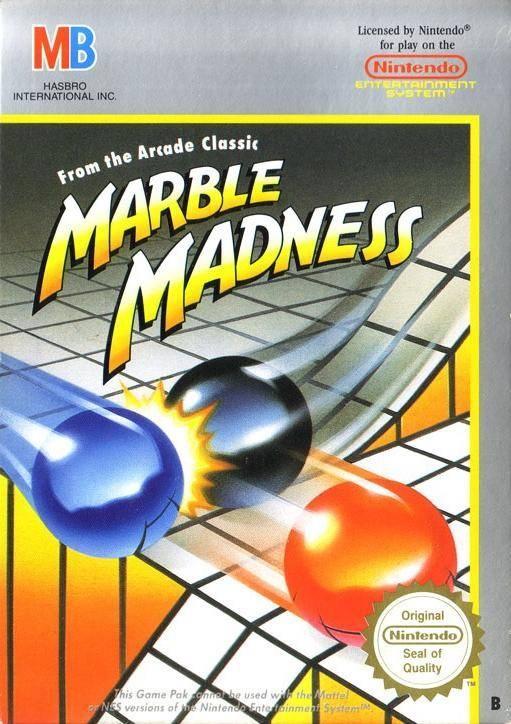 Marble Madness (Nintendo)