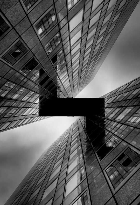 Amazing Black and White Modern Architecture Photography by