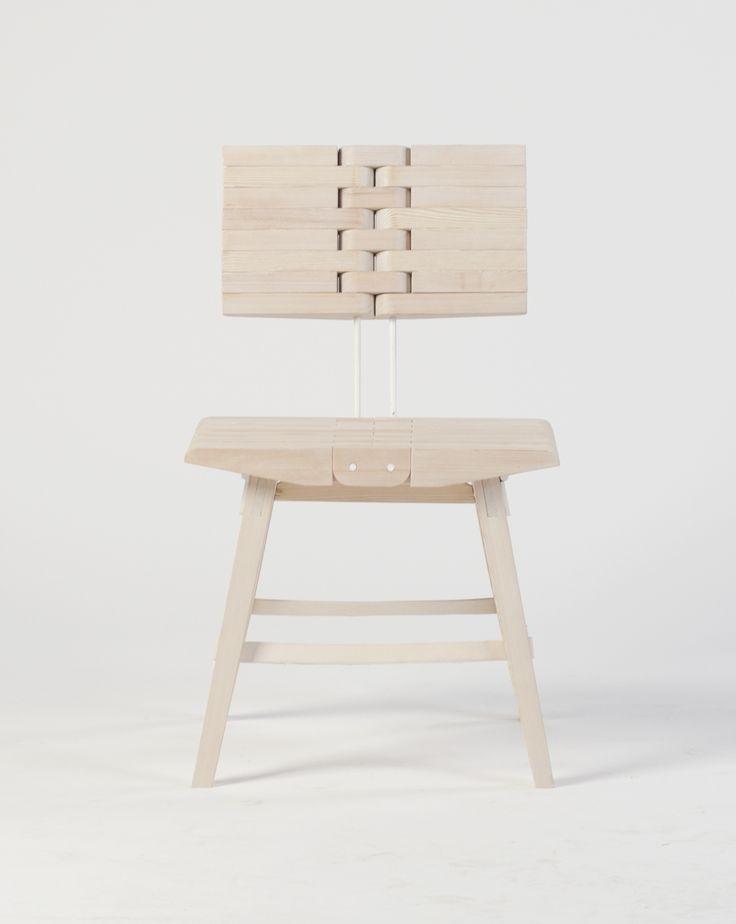 Ossa Folding Chairs By Johannessen U0026 Clarke @HOME U0026 DECORATION
