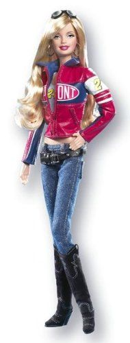 Barbie Collector Doll: Jeff Gordon NASCAR Barbie * You can find more details by visiting the image link.