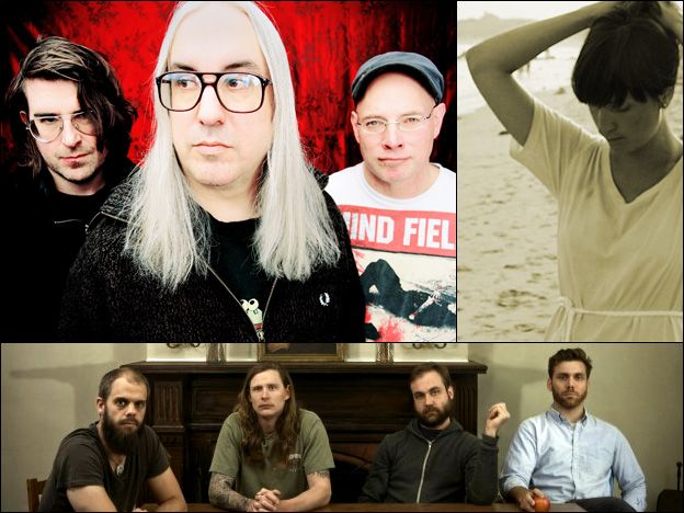 Dinosaur Jr. Returns, Metal From Baroness, Son Lux And More