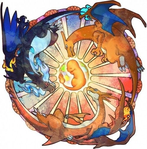 44 best images about lucario and charizard on pinterest - X mega evolutions ...