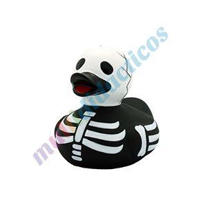 Colección #Patos de #goma #Multididacitos | Pato de goma #esqueleto. #PatosdeGoma #juguetes #Halloween