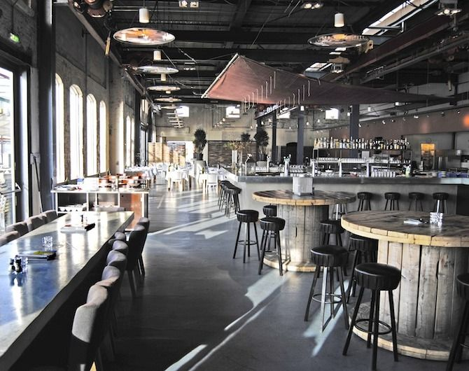 66 best industrial restaurant design images on pinterest