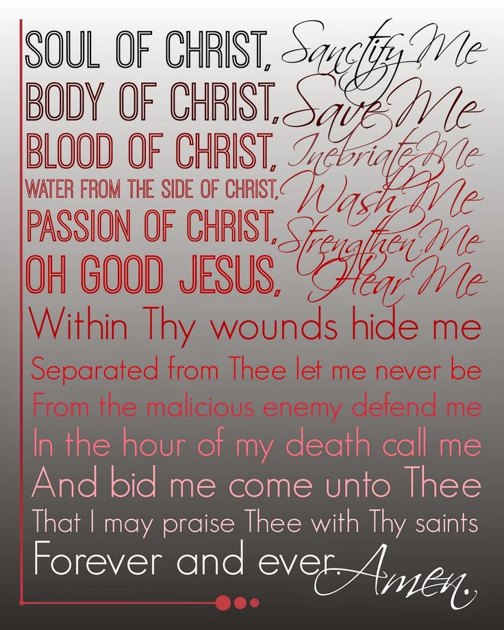 Catholic All Year: In Which there are Seven Free Printable Prayers and so many other things . . .