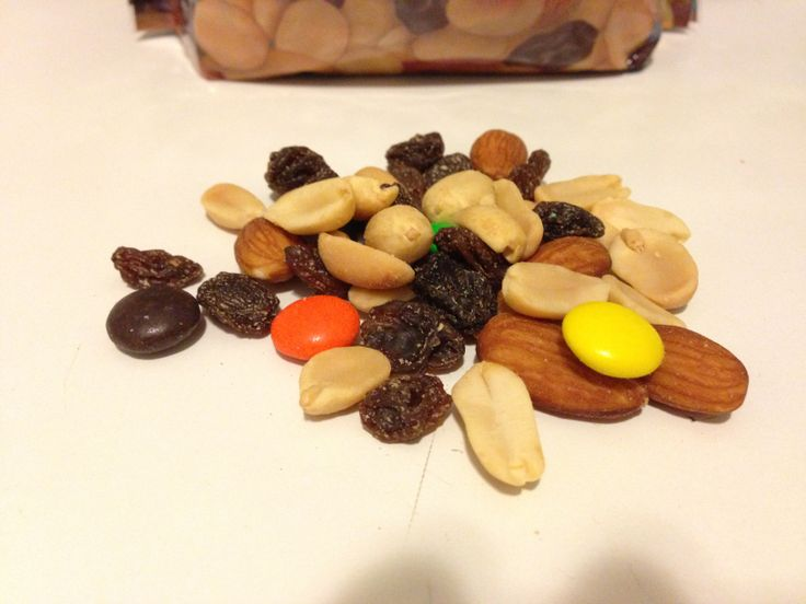 "May 28 evening snack: 1/4 cup Kirkland ""trail mix."" It's not actually trail mix. And it's not the M&Ms that are the issue. It's that they roast the nuts IN OIL! Wtf?! Nuts are great just on their own, raw. This is the kind of thing that's wrong with America. Yes, stupid me for not reading the label this one stinking time. But there are probably lots of people buying this thinking it's a healthy snack. Forgive the rant, and I take responsibility for my failure to read the label...but…"