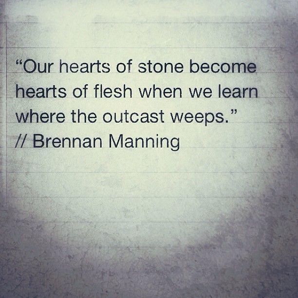 farewell, Brennan Manning