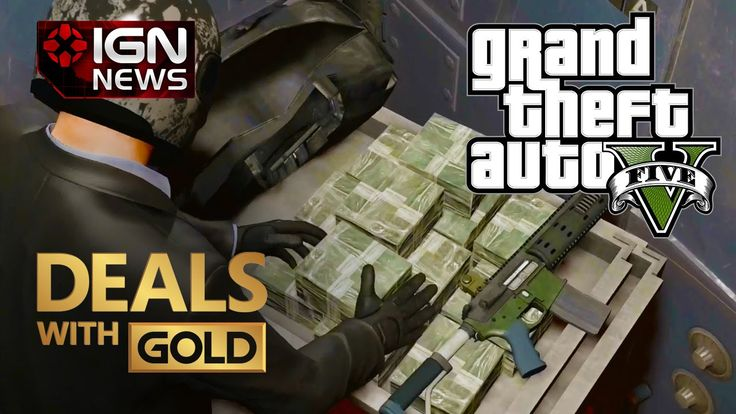 GTA 5 Headlines This Week's Deals with Gold - IGN News