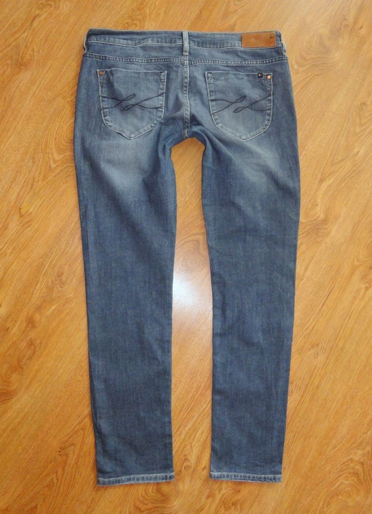 super quality better online for sale TOMMY HILFIGER Milan Slim Fit Damen Jeans Gr. W34 L32 Low ...