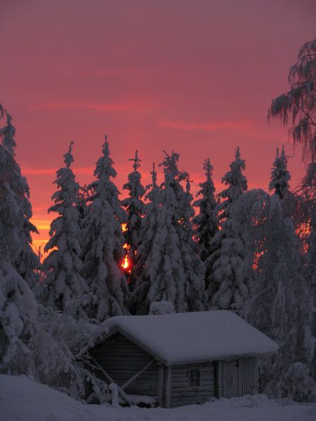 Christmas Eve sauna | Joulusauna