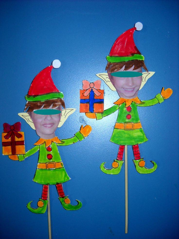 Santa's elves !!!