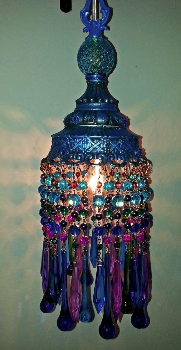 Peacock Light