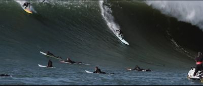 Visitandowebsite: Surf Extreme Mavericks, California