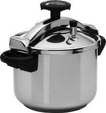 Cocinar en una olla a presión es una manera rápida y fácil de preparar platos sin apenas utilizar agua, ya que el alimento se cocina prácticamente en su propio jugo, a diferencia de las ollas tradi…