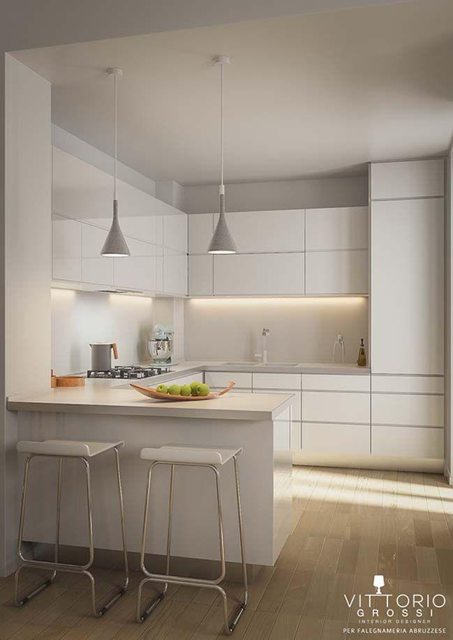 #white #kitchen #ideas