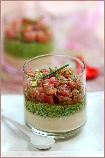 Preparing for a New Year's Eve Appetizer — Préparation d'une entrée de réveillon | La Tartine Gourmande